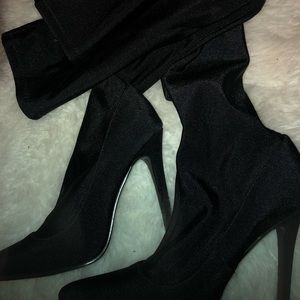Forever 21 knee high boots